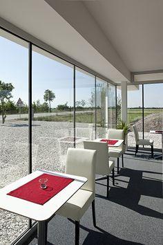 Sweet Station, Outdoor Furniture Sets, Outdoor Decor, Architecture Art, Windows, Interior Design, Building, Partner, Architects