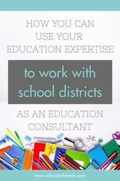Wondering what an education consultant actually does? Learn about how you can use your education skills and expertise to work with school districts on curriculum choices! Education Consultant, Interview Help, Train The Trainer, Your Teacher, New Things To Learn, Work From Home Jobs, Teacher Resources, Helping Others, Curriculum