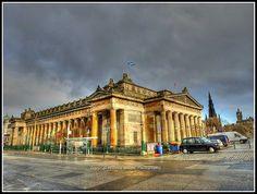 Scottish National Art Gallery, Edinburgh.