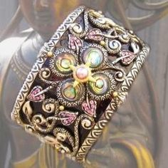 Barbara Bixby Castle Cuff