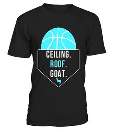 "# Ceiling Is The Roof GOAT T-Shirt .  Special Offer, not available in shops      Comes in a variety of styles and colours      Buy yours now before it is too late!      Secured payment via Visa / Mastercard / Amex / PayPal      How to place an order            Choose the model from the drop-down menu      Click on ""Buy it now""      Choose the size and the quantity      Add your delivery address and bank details      And that's it!      Tags: Ceiling Is The Roof t-shirt from the GOAT. T-shirt…"