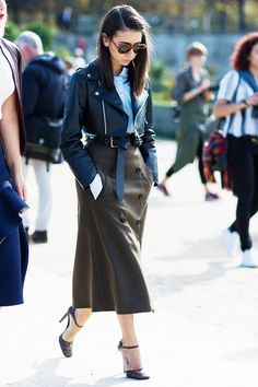 How to Be Best Dressed at Work This Fall via @WhoWhatWearUK
