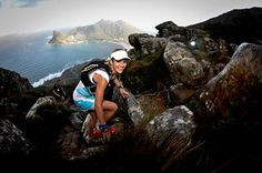 Landie Greyling on the Hout Bay Trail Challenge Trail Running, Cape Town, South Africa, Challenges, Swimming, Mountains, Travel, Outdoor, Sport