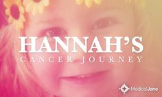 Mom Says Cannabis Oil Helping Her Daughter with Cancer