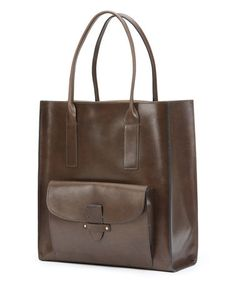 Frye Charcoal Casey Tall Leather Tote ab09265d295b2