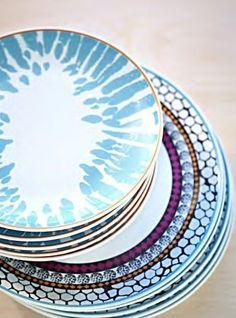 DRIFTIG prato de sobremesa 2,50€ 21cm C/padrão turquesa 102.347.63DRIFTIG prato 2,99€ 27cm C/padrão multicor 902.347.64