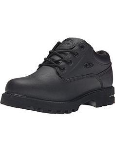 Lugz Men's Empire LO SP Boot,Black Perma Hide,US 6.5 D ❤ Jack