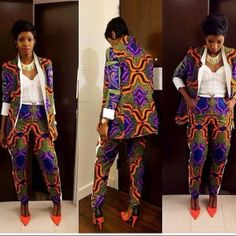 Latest Skirt and Blouse In Nigeria 2016