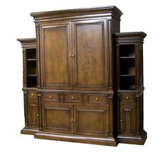 TV armoire inspiration - maybe a bit too traditional in terms of style?