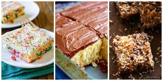 Texas Sheet Cake Recipes - Delish.com