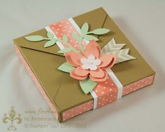 Stampin' Up! by First Hand Emotion: Kartenbox