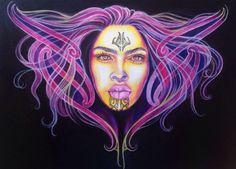 Tyler-Jade artist - Google Search Cool Paintings, Painting Art, Polynesian Art, Maori Designs, Nz Art, Maori Art, Spirited Art, Kiwiana, Beautiful Sunset