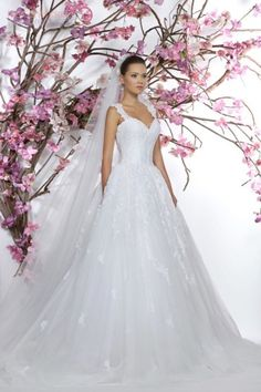 Georges Hobeika 2015 Spring Bridal Collection   Fashionbride's Weblog