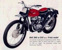 Thanks to Ulf Sonnevelt of Norway for this picture Vintage Motorcycles, Cars And Motorcycles, Trial Bike, Old Bikes, Bike Trails, England, Trials, Norman, Motorbikes