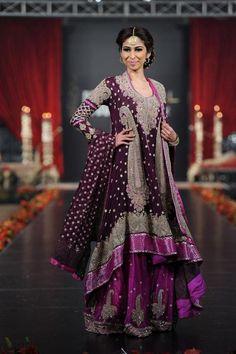 indianfashionscrapbook:    Google Image Result for http://somethinghaute.files.wordpress.com/2011/12/umar-sayeed-21-12-11-1077.jpg%3Fw%3D640%26h%3D961 on We Heart It. http://weheartit.com/entry/19872573