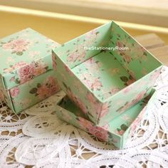 wedding favour box