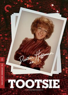 Tootsie poster (The Criterion Collection)