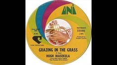 Grazing In The Grass - Hugh Masekela (1968)  (HD Quality)