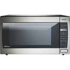 Hot Products Panasonic NN-SN952S Stainless 1250W 2.2 Cu. Ft. Countertop Microwave Oven with Inverter Technology of goods not only practical and economical it39s stylish too Available with a variety of today39s most popular features this handy microwave is well suited for the dorm room office...