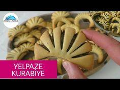 Çiçek Kurabiye Tarifi Sümeyye Sultan Mutfağında - YouTube