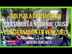 NOTICIAS AL DIA 5 JULIO 2017   GOLPIZA A DIPUTADOS DE ASAMBLEA NACIONAL CAUSA CONSTERNACION EN VENEZUELA.  Mira la Noticia Completa en Video Aqui: https://youtu.be/sLfRjecPfD4    Cerca del mediodía manifestantes que desde temprano protestaban en varios puntos del centro de Caracas ingresaron a los patios del Congreso luego de que el jefe del destacamento de la Guardia Nacional del Palacio Legislativo les autorizó el ingreso.   #venezuela #noticiasinternacionales #noticiasdevenezuela