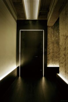 Design Systems Ltd designed the 'The Way Out' in Hong Kong. http://en.51arch.com/2013/09/a2002-the-way-out/