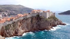 Dubrovnik, Croatia, Gothic architecture, cities on Adriatic, UNESCO World Heritage sites (Credit: Meghan Lamb)