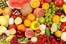 The CDC has found that many American adults are not meeting the recommended daily intake of fruits or vegetables. Fruits And Vegetables, Fruit Salad, Mamma, Food, Diet, Fruit Salads, Fruits And Veggies, Essen, Meals