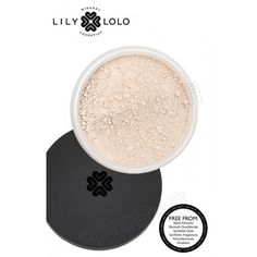 Lily Lolo Mineral Foundation SPF 15 Porcelain mineraalimeikki
