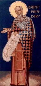 St Polycarp Patron Saint against Dysentery