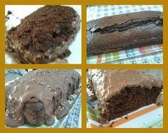 Bolo de Chocolate ZERO ''o melhor''