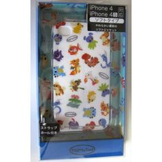 Pokemon Center 2012 Pokemon Time #5 Campaign Charizard Vulpix Ponyta Growlithe & Friends iPhone 4 & iPhone 4s Mobile Phone Soft Cover