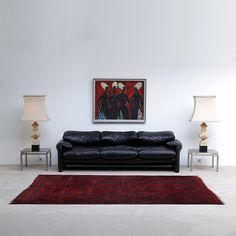 Maralunga sofa - Cassina, Vico Magistretti