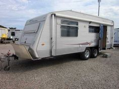 """Caravan buying tips here ( 1 ) Always view a caravan for sale soon after it rains - This way you will see whether or not it leaks - Check in all corners for dampness - Move cushions & mattress""""s & check for dampness Peter Hebberman Aldinga Beach Motorhomes & Caravans 1300 980 852    Open Today - Easter Monday 10am To 4 pm $0.00 AUD"""