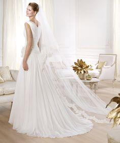 YERMA, Vestido Noiva 2014