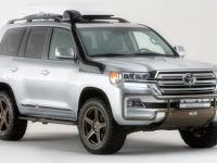2018 Toyota Land Cruiser Prado Redesign