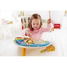 Table musicale bébé Hape - Achat / Vente table jouet d'activité Table musicale bébé Hape - Cdiscount
