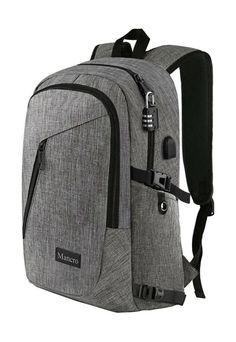 807dedc451f5 Laptop Backpack Travel Computer Bag for Women & Men Anti Theft Water Resist.