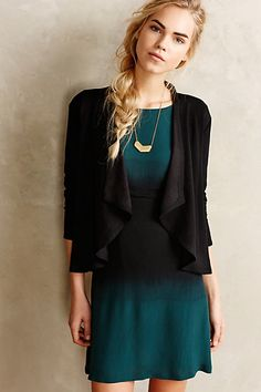 Chatham Dress Topper - anthropologie.com #anthrofave