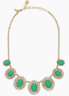 Kate Spade Capri Garden Necklace