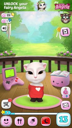Talking angela photo 1/100