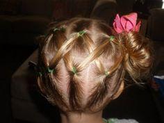 Girl Hairdos & Ideas--Oodles of hairdos