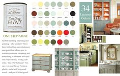 Amy Howard DIY | you can view amy s tutorial on how to use the one step paint here
