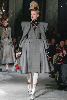 Thom Browne Fall/Winter 2013-2013 at New York Fashion Week