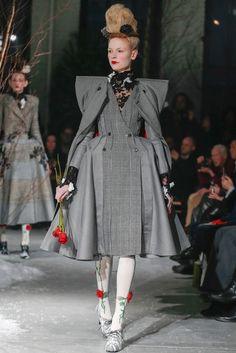 Thom Browne Fall/Winter 2013-2013 at New York Fashion Week