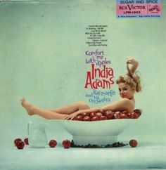 Ray Martin and his Orchestra - Comfort Me With Apples India Adams (1958)