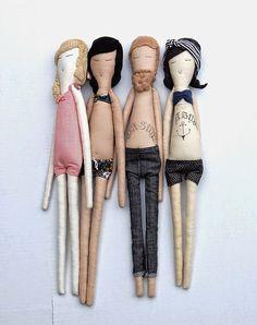 Moemoe dolls