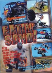 Black Friday Deal - Eatin' Sand! (MotorSport DVD) on Sale only $1.99 with Free Shipping on Orders of $10 or more at http://www.marshalltalk.com