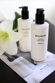 Homevialaura | bathroom | home spa | natural cosmetics | Balmuir