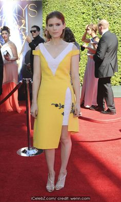 Kate Mara The Creative Arts Emmy 2014 arrivals http://icelebz.com/events/the_creative_arts_emmy_2014_arrivals/photo36.html